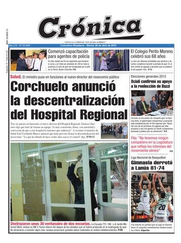 D95a86a1d48a207b04fc2ebd03e1447d by Diario Crónica - issuu