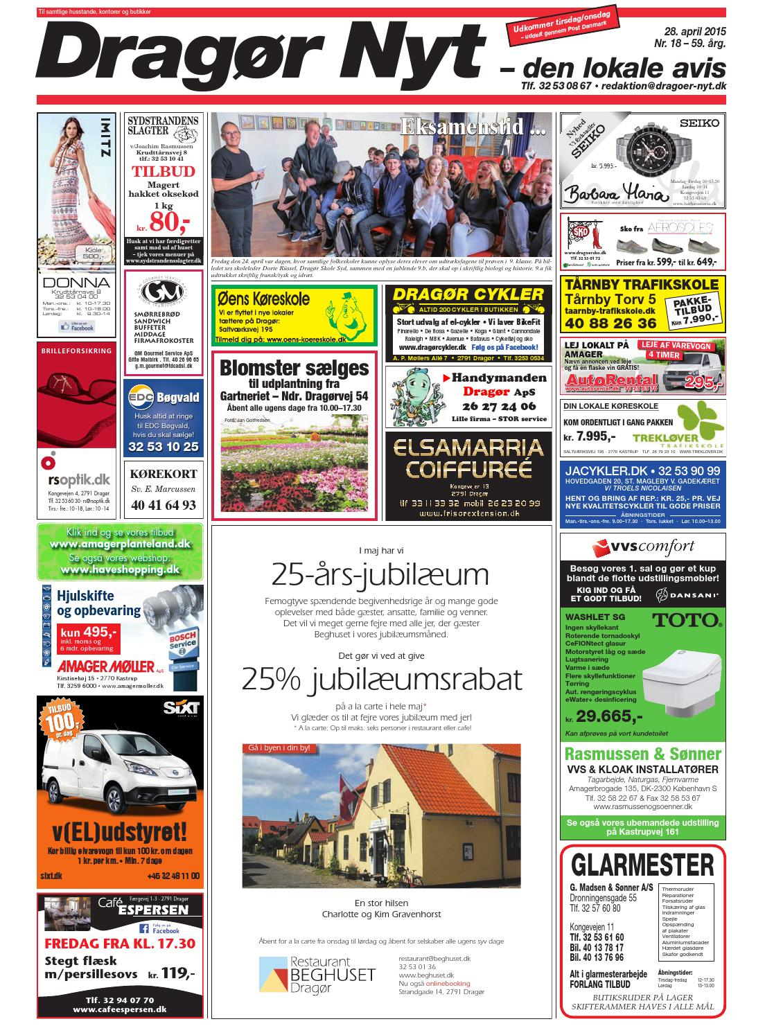 Picture of: Dragor Nyt Nr 18 2015 By Starco Grafisk Issuu