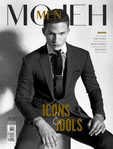 b78f3b6ac Issue 5 by MOJEH Men - issuu