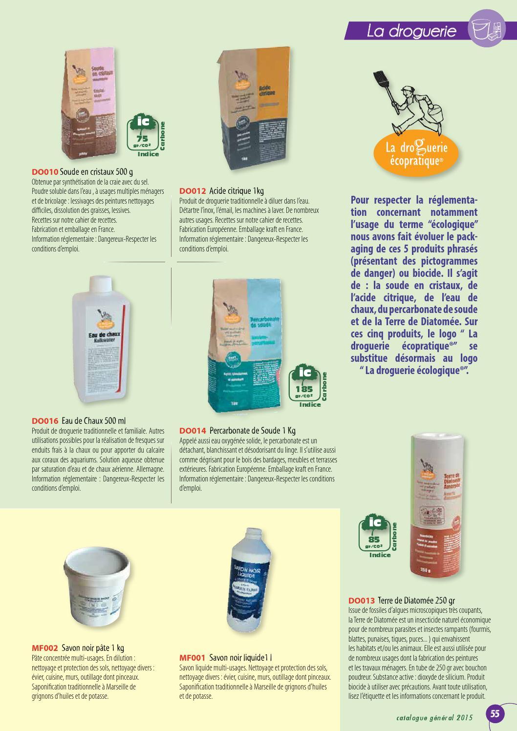 Percarbonate De Sodium Pour Terrasse Bois catalogue general 2015 webecodis - issuu