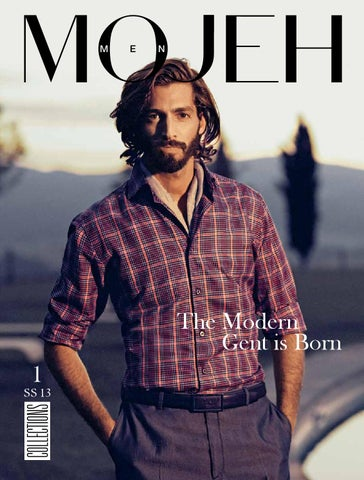 Issue 1 by MOJEH Men - issuu 944feba59626