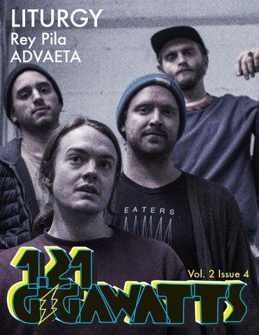 121 Gigawatts Vol 2 Issue 4