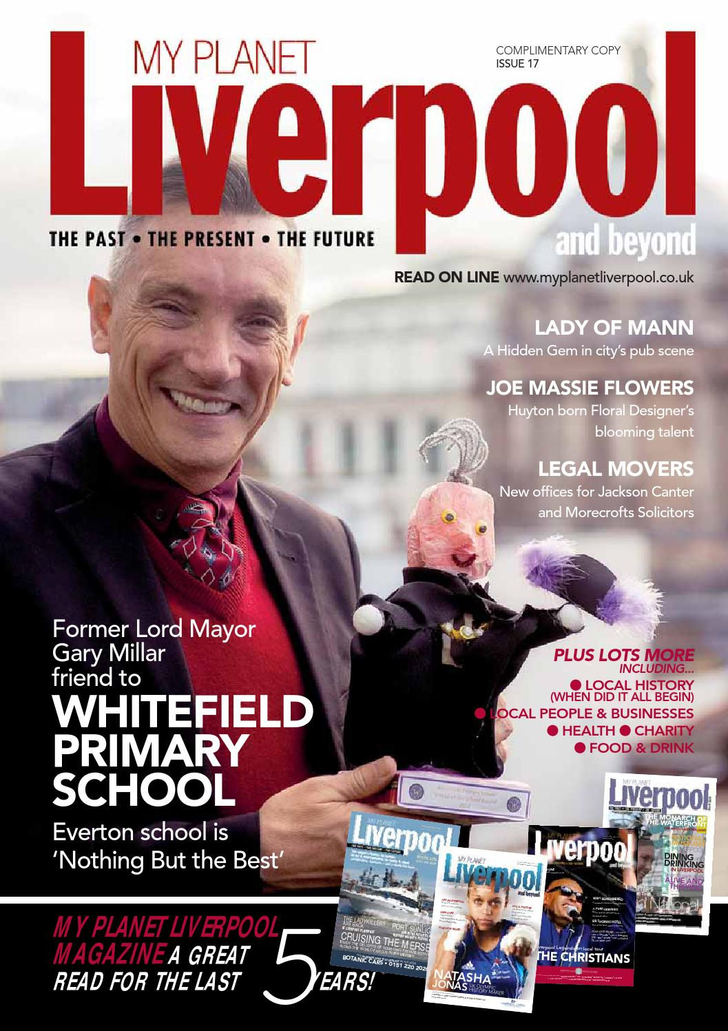 issue 17 april 2015 by myplanetliverpool issuu