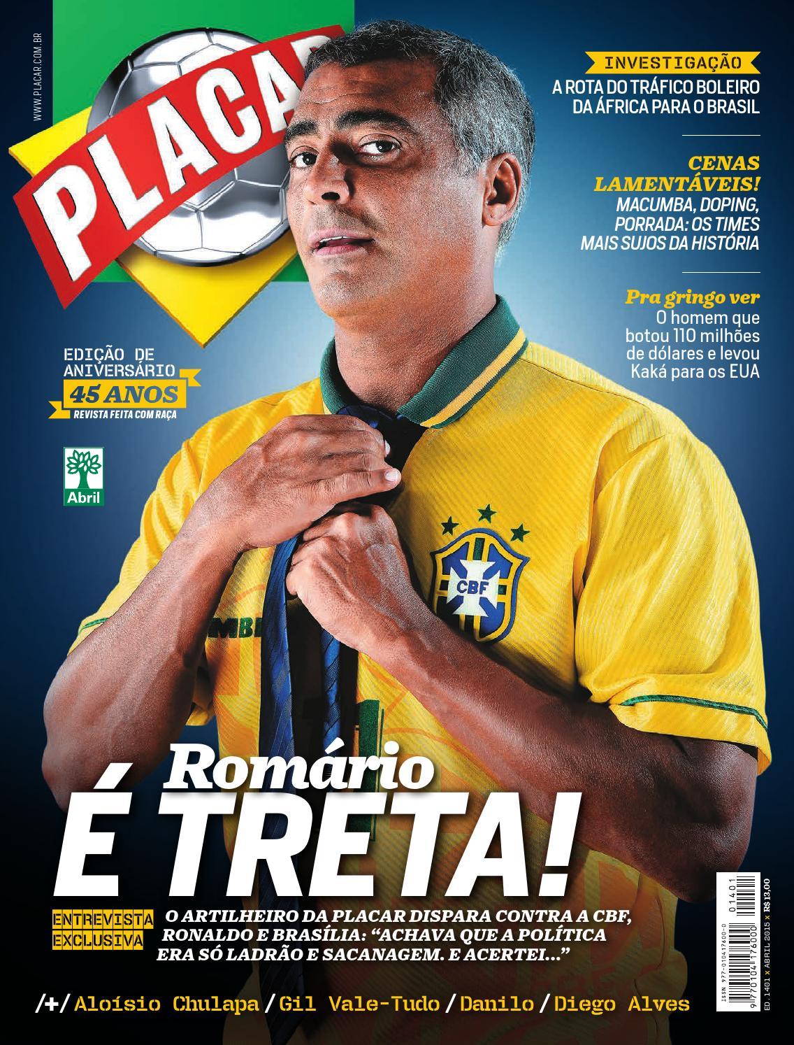 Revista Placar – Editora Abril by Revista Placar - issuu 8cecc6639f9f8