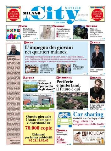 MILANO CITY NOTIZIE N.02 2015 by Calogero Urruso - issuu 667386d63bb