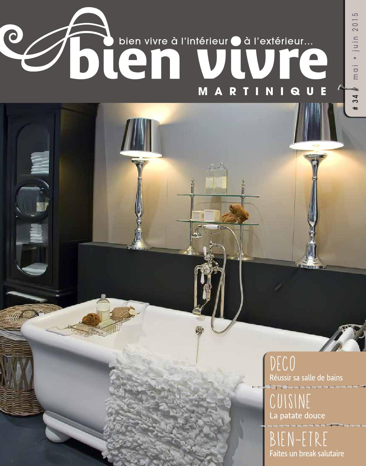 bien vivre martinique mai 2015 by bien vivre issuu. Black Bedroom Furniture Sets. Home Design Ideas