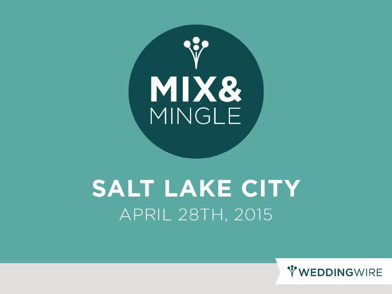 WeddingWire Mix & Mingle Salt Lake City by WeddingWire - issuu