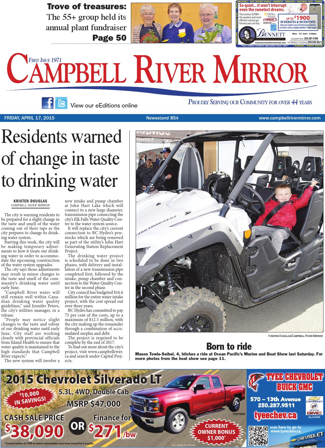 campbell river mirror by black press media group
