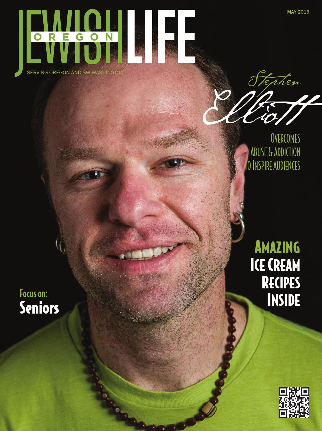 Oregon Jewish Life Vol. 4/ Issue 4 May