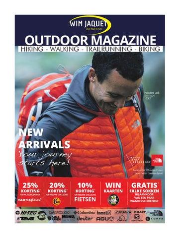 5882e130ed8 Outdoor Magazine by Intersport Daka Amersfoort - issuu