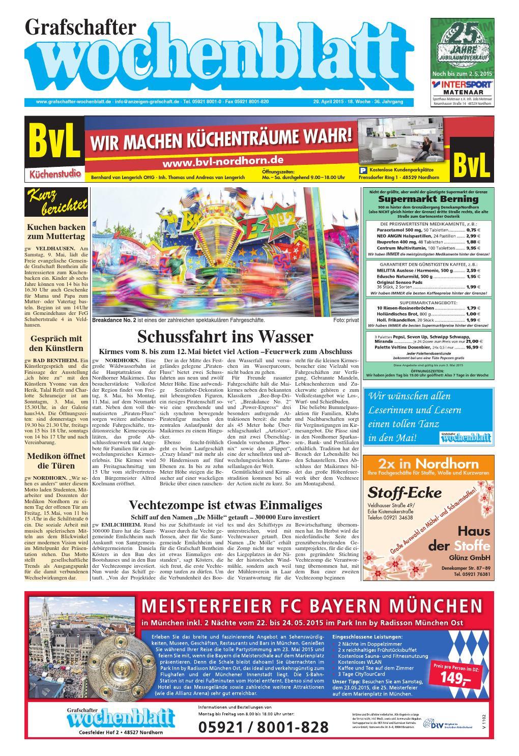 grafschafter wochenblatt 29 by sonntagszeitung issuu. Black Bedroom Furniture Sets. Home Design Ideas