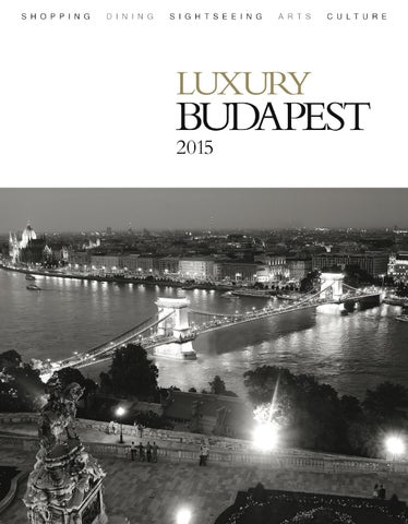 quality design 15824 e214e Luxury Budapest 2015 eGuide – Mellow Mood Hotels