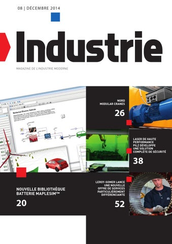 Industrie 08 By Induportals Media Publishing Issuu