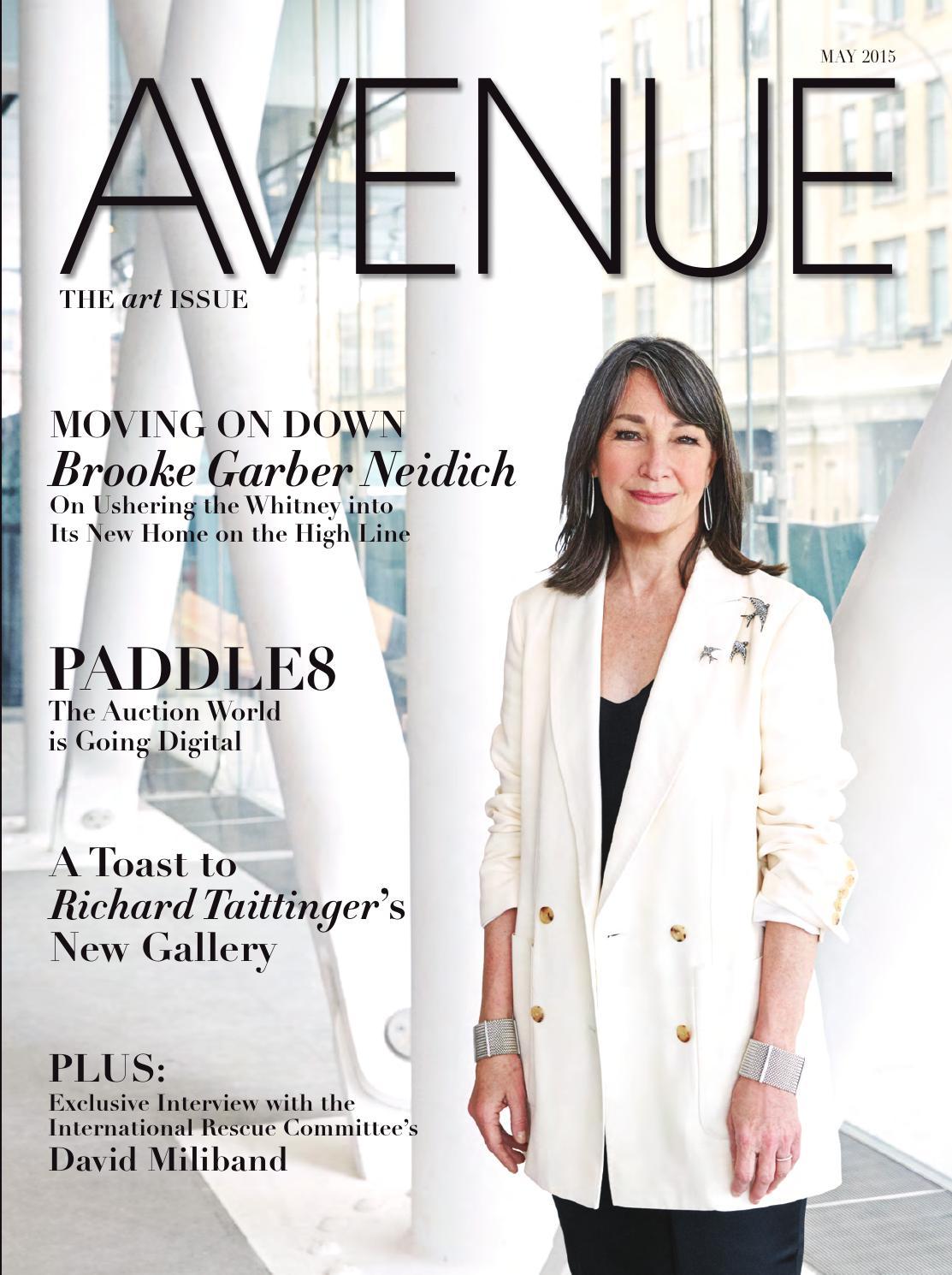 f76a81125793 AVENUE May 2015 by AVENUE Magazine - issuu