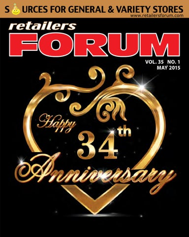 a7298fab30237 Retailers Forum Magazine by Martin Stevens - issuu