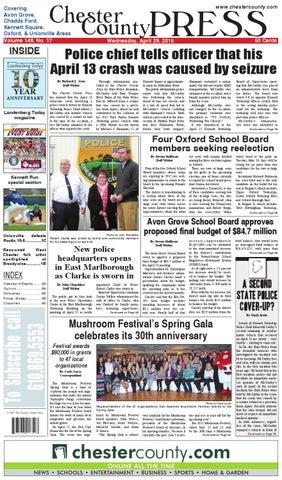 Chester County Press 4-29-2015 Edition by Ad Pro Inc. - issuu on