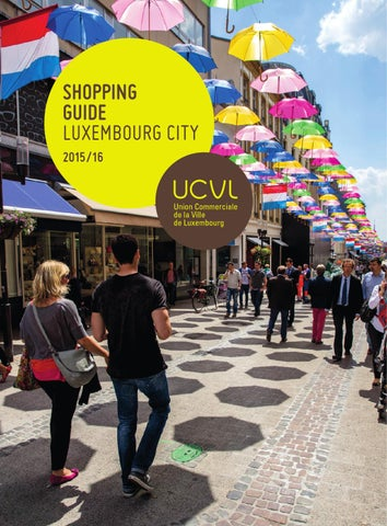 Shopping Guide Luxembourg City by Cityshopping - issuu eae04e1fe8d