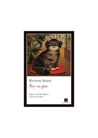 Soy un gato by Taniia Yunuen Garcia - issuu