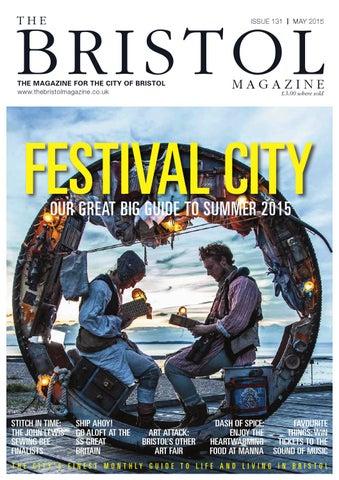 c25fa288b401 The Bristol Magazine May 2015 by MC Publishing Limited - issuu