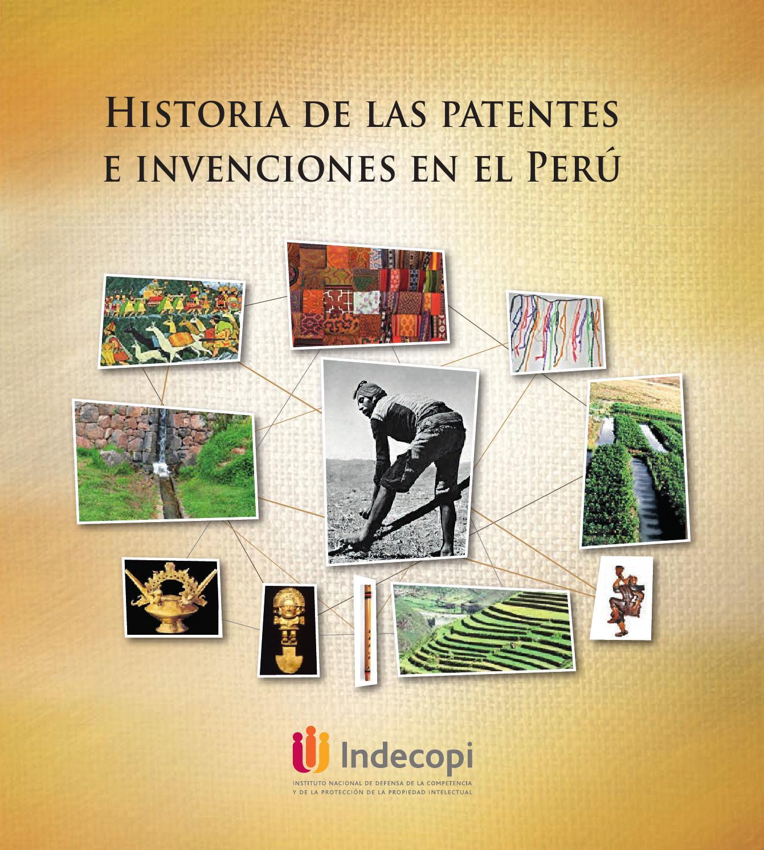 patentes e invenciones