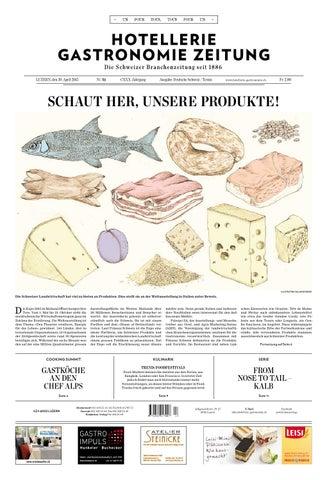 HG Zeitung 13 2015 By Hotellerie Gastronomie Verlag