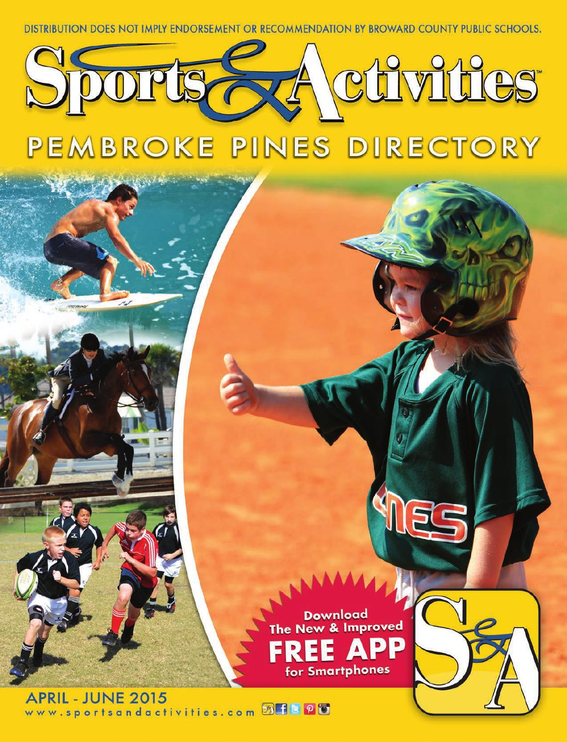 Sports and Activities Pembroke Pines Directory by Sports ...