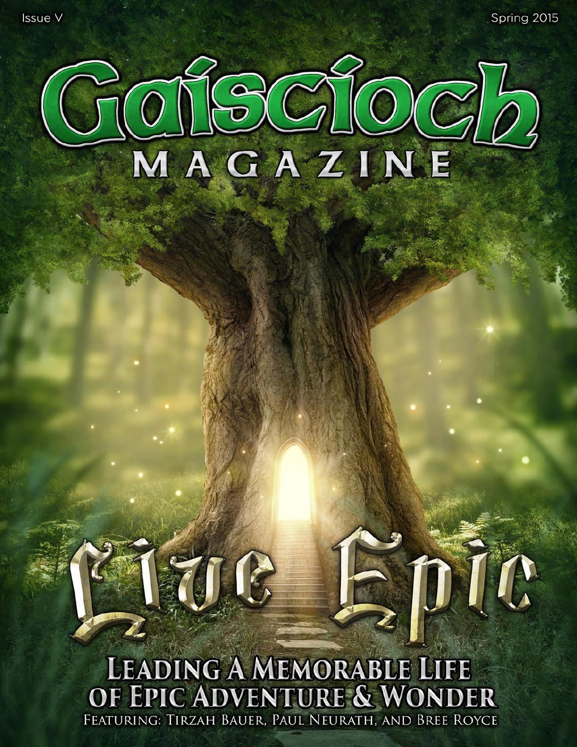 Gaiscioch Magazine - Issue 5 by Gaiscioch Magazine - issuu