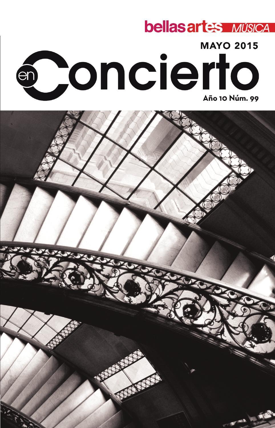 En Concierto Digital Mayo 2015 By Hugo Crespo Issuu