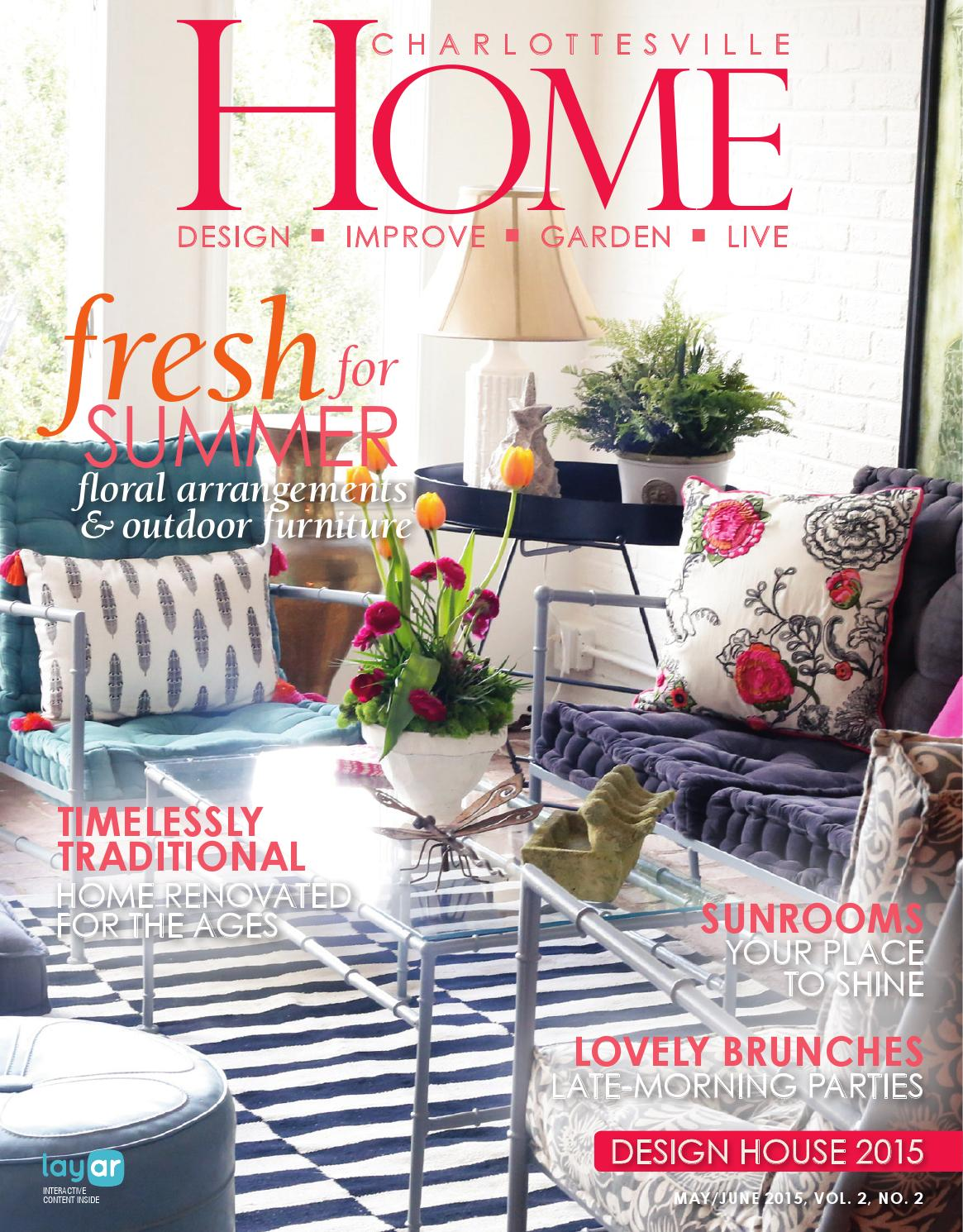 Charlottesville Home May June 2015 By West Willow Publishing Group Issuu