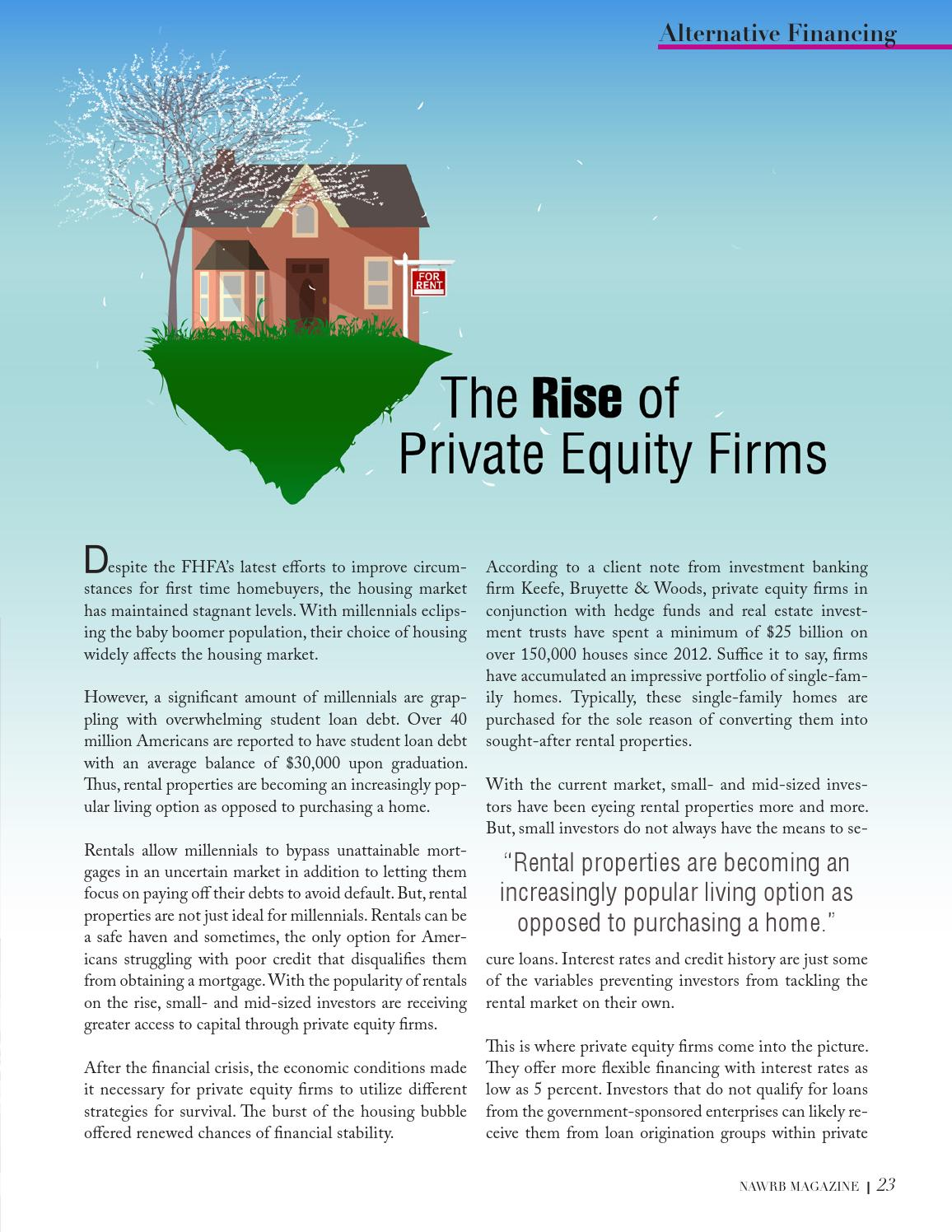 Vol 4, Issue 2 by Women in the Housing & Real Estate