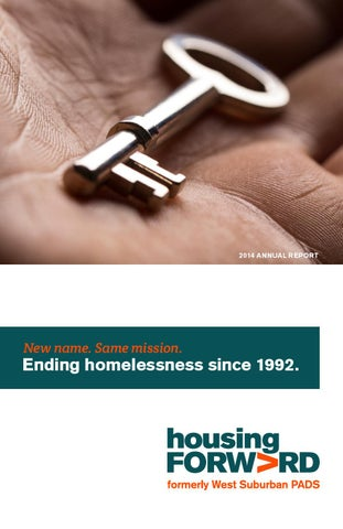 Housing Forward 2014 Annual Report By Educo Web Design Issuu