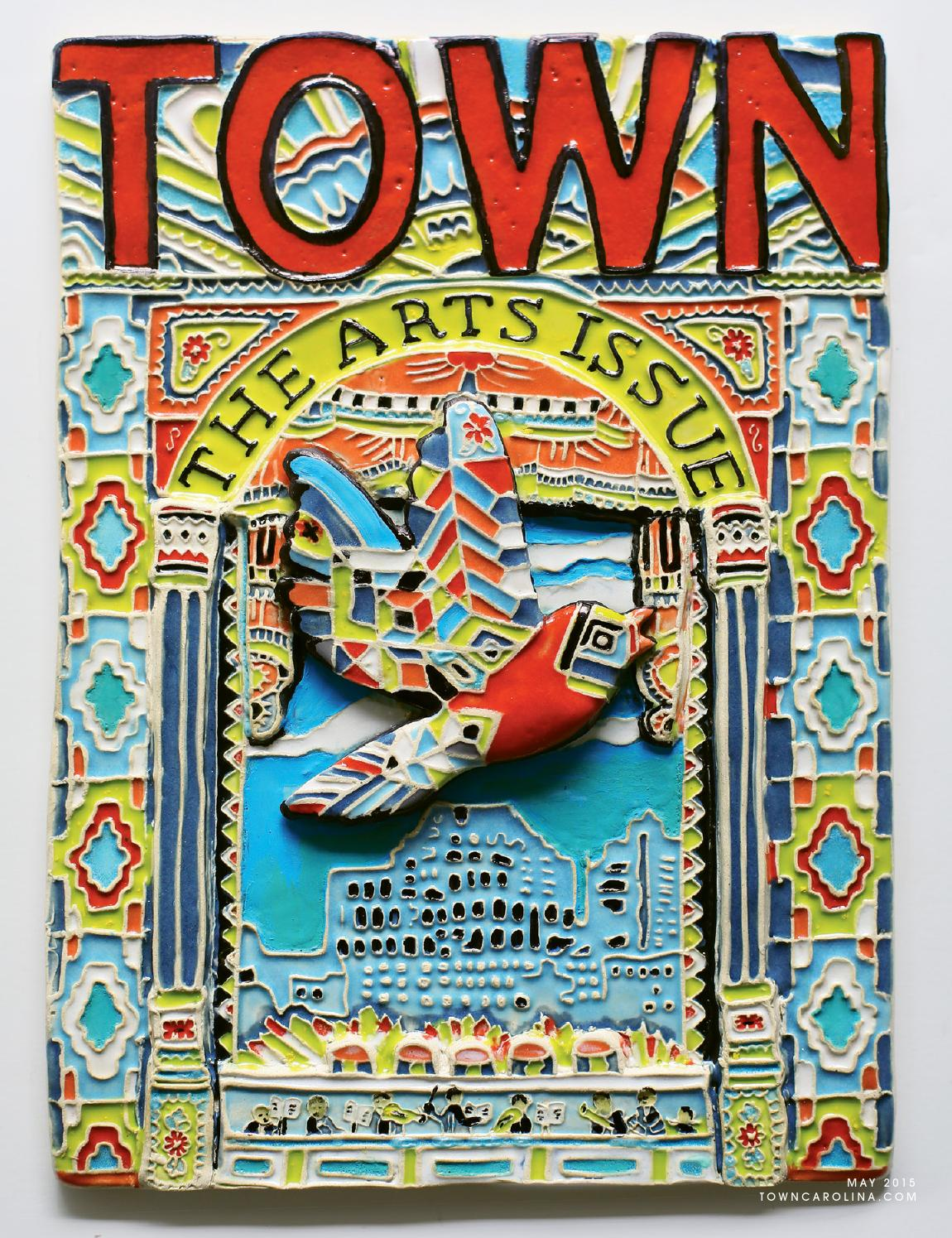 TOWN May 2015 by Community Journals - issuu