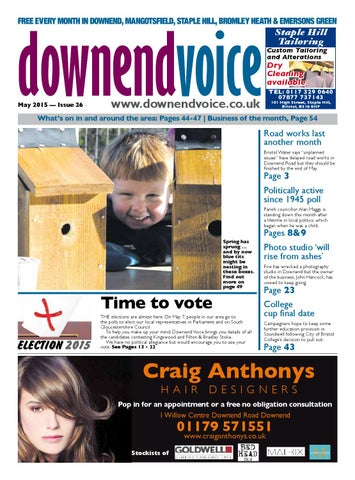 242c5ced90cd Downend Voice May 2015 by Gary Brindle - issuu