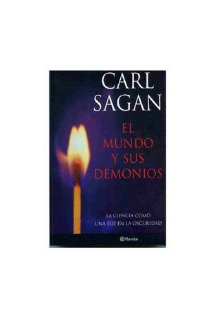 c6ae1f77e5 Carl sagan mundo demonios by Namy Glummy - issuu