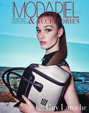 b57c4a2a7f0 Modapiel 111 Shoes and accessories magazine by Prensa Técnica S.L. ...