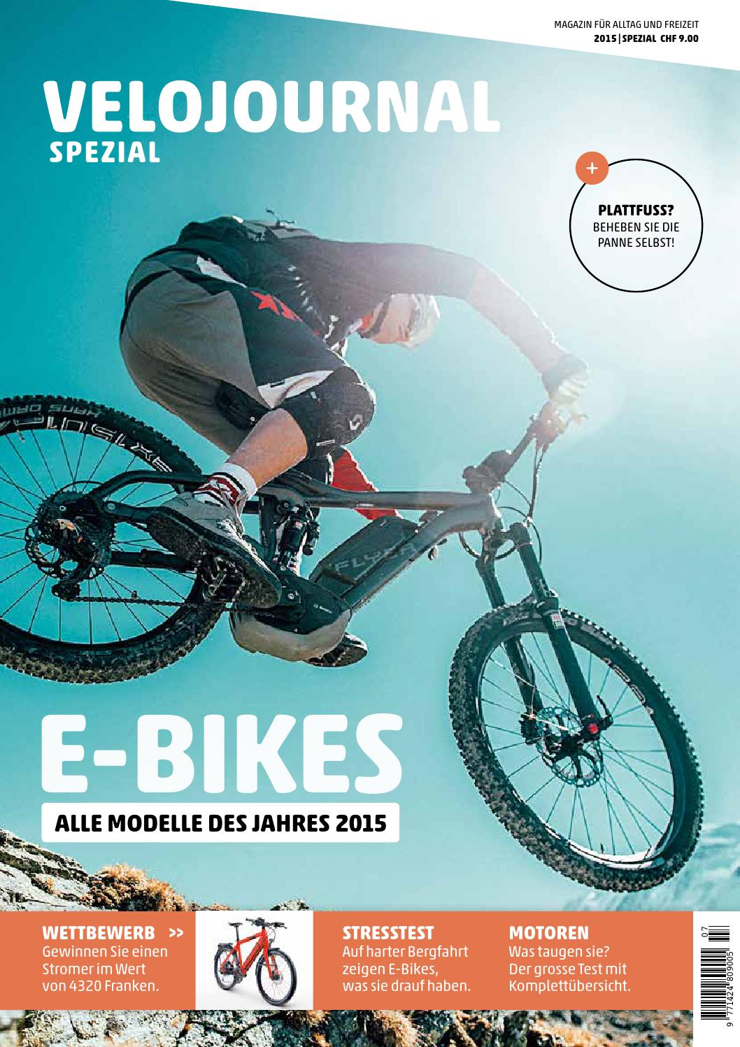 velojournal e bike spezial 2015 by fabian baumann issuu. Black Bedroom Furniture Sets. Home Design Ideas