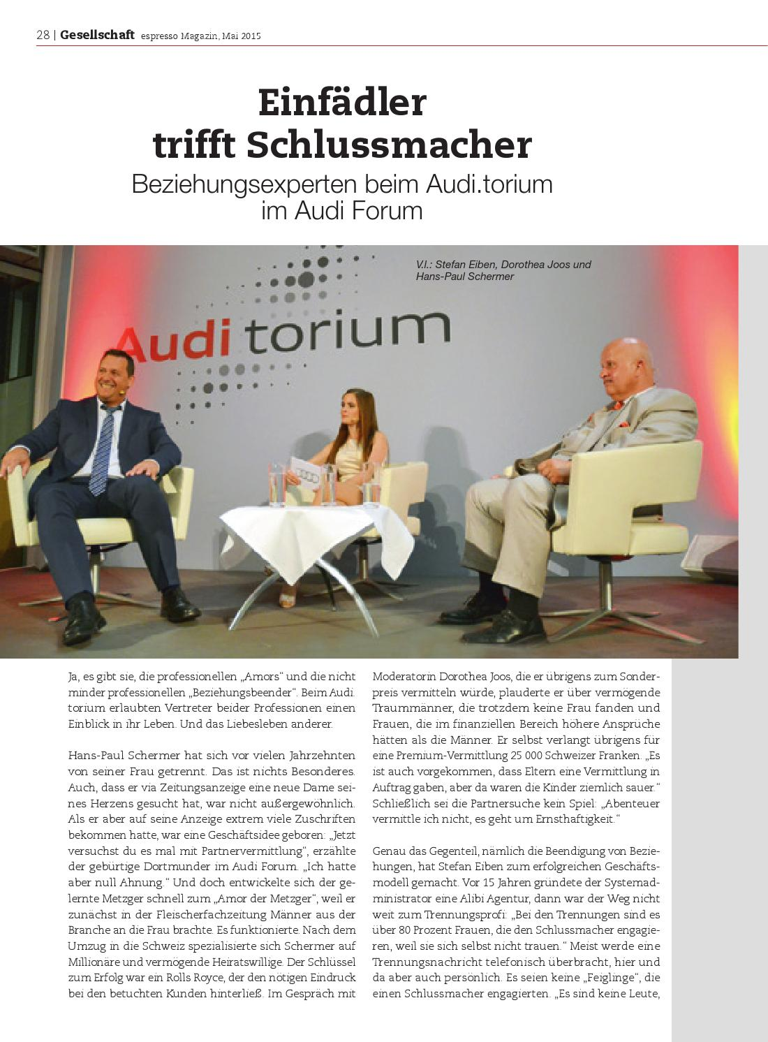 opinion obvious. will Zeitmagazin partnersuche consider, that you are