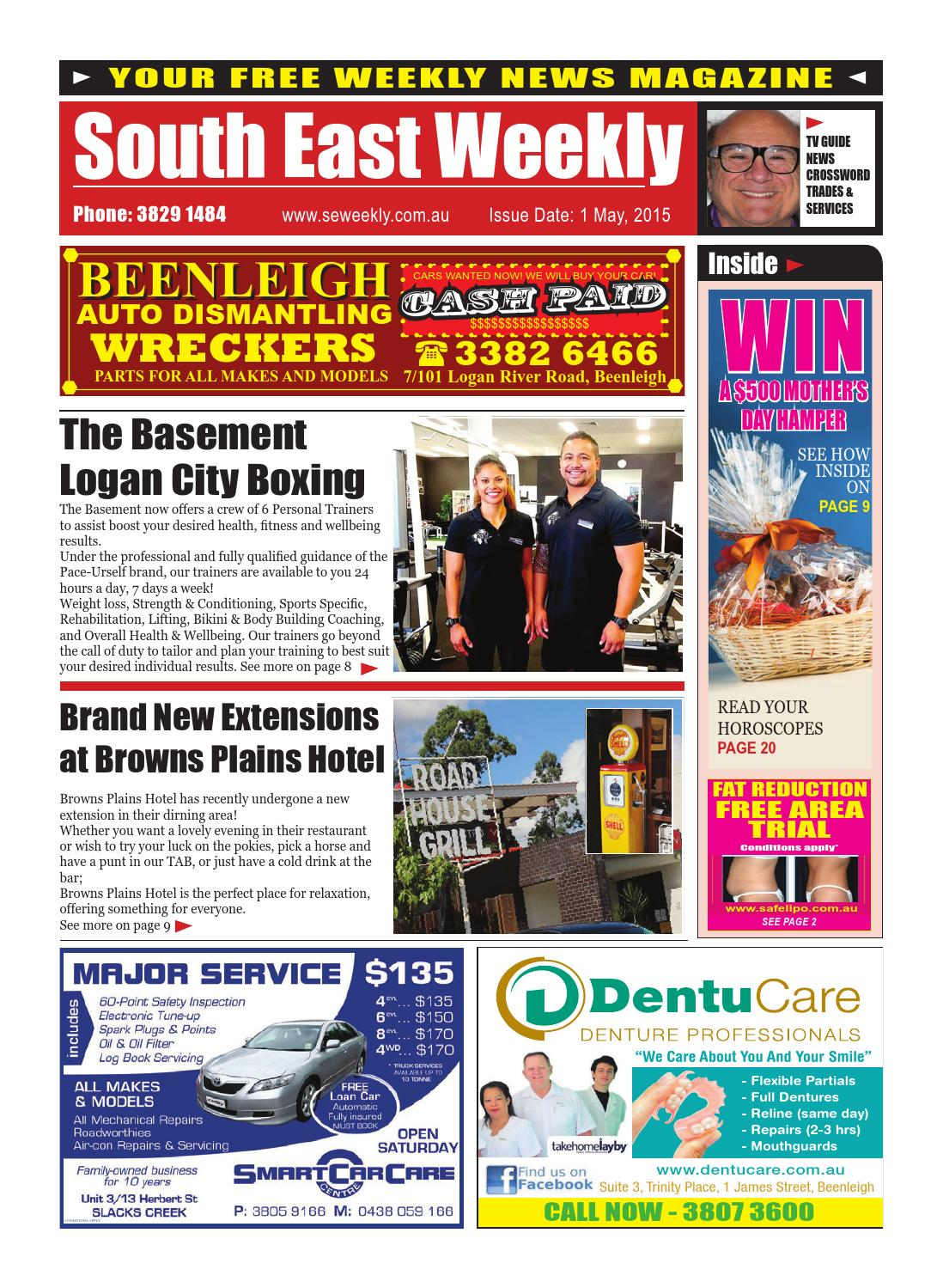 South east weekly may 1 2015 by south east weekly magazine issuu negle Images