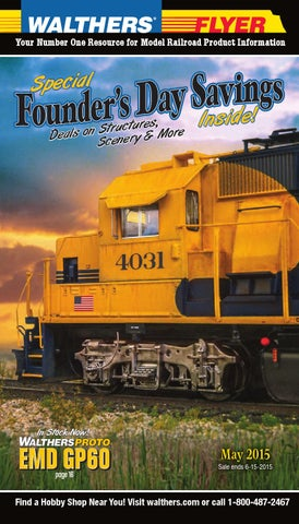 119f0977109 Your Number One Resource for Model Railroad Product Information
