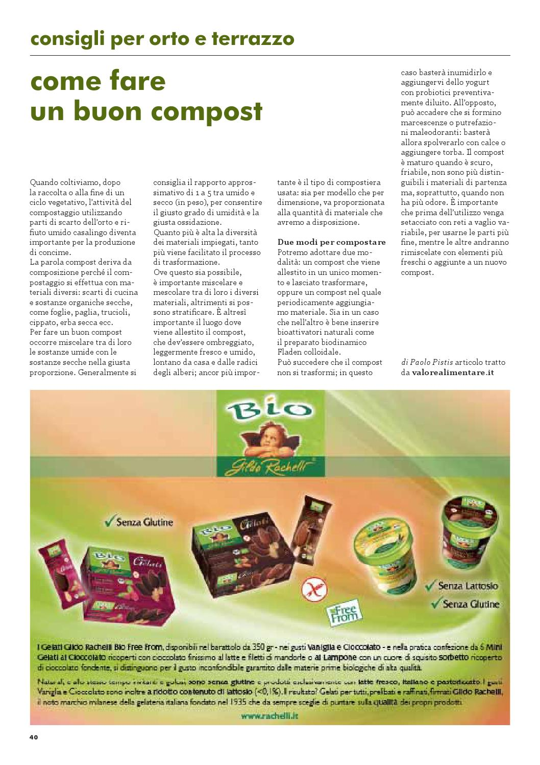 Cuorebio magazine maggio 2015 by ecornaturasi issuu - Compost casalingo ...