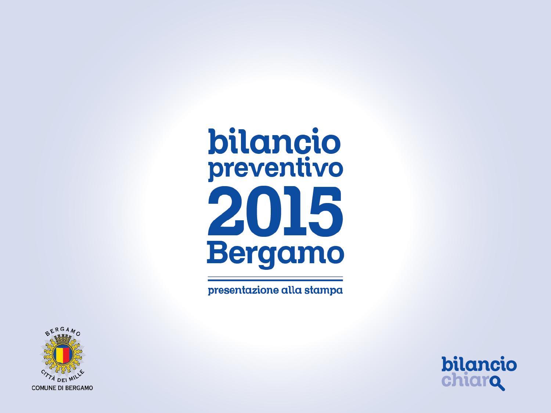 Bilancio 2015 - Comune di Bergamo by Isaia Invernizzi - issuu