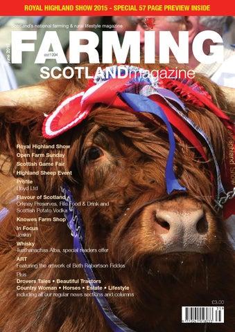 c175081f699 Farming Scotland Magazine (May - June 2015 Edition) by Athole Design ...