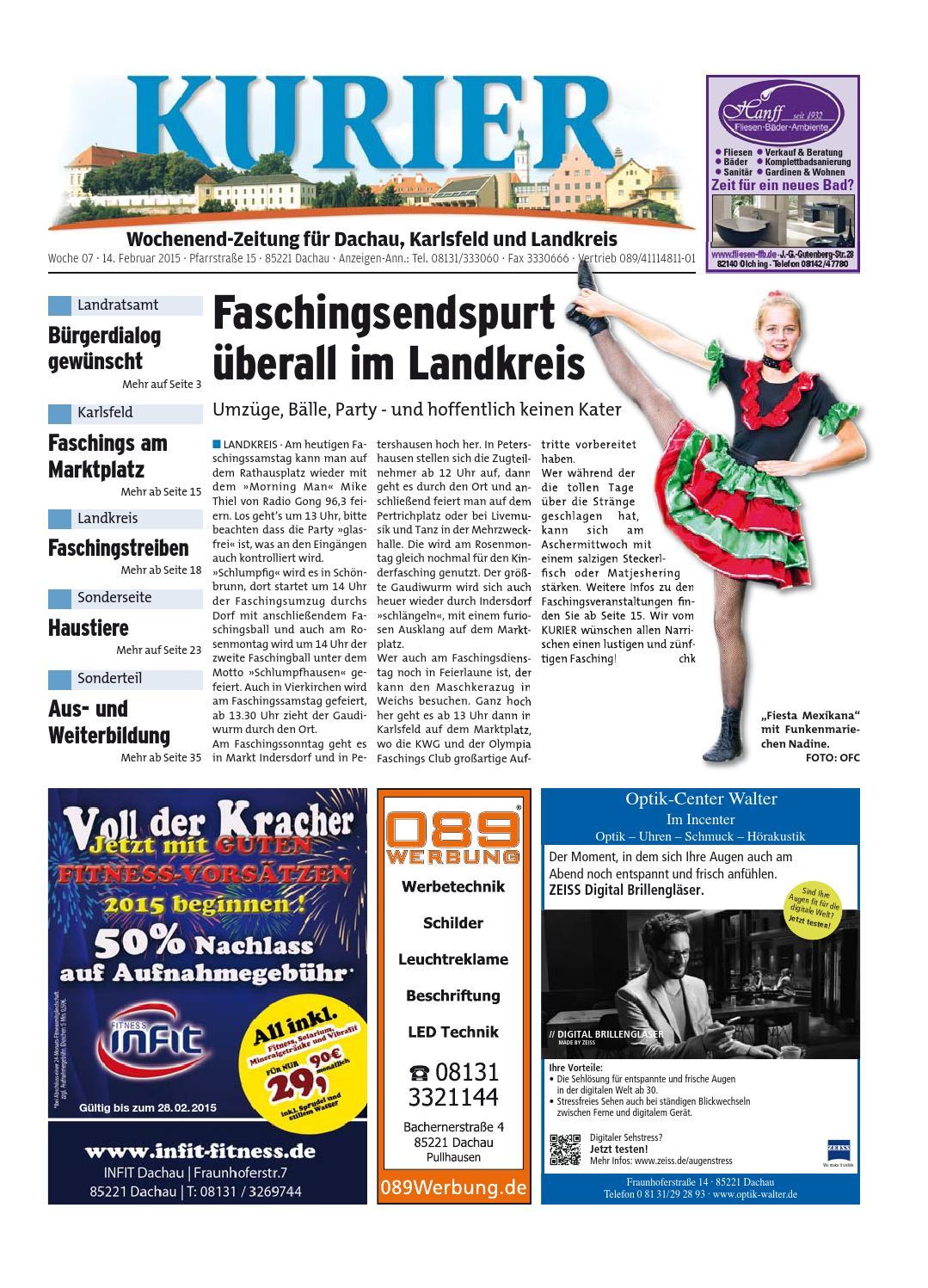 KW 07-2015 by Wochenanzeiger Medien GmbH - issuu