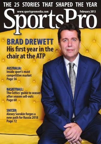 5f3ad3587 SportsPro Magazine - February 2013 Edition by SportsPro Media - issuu