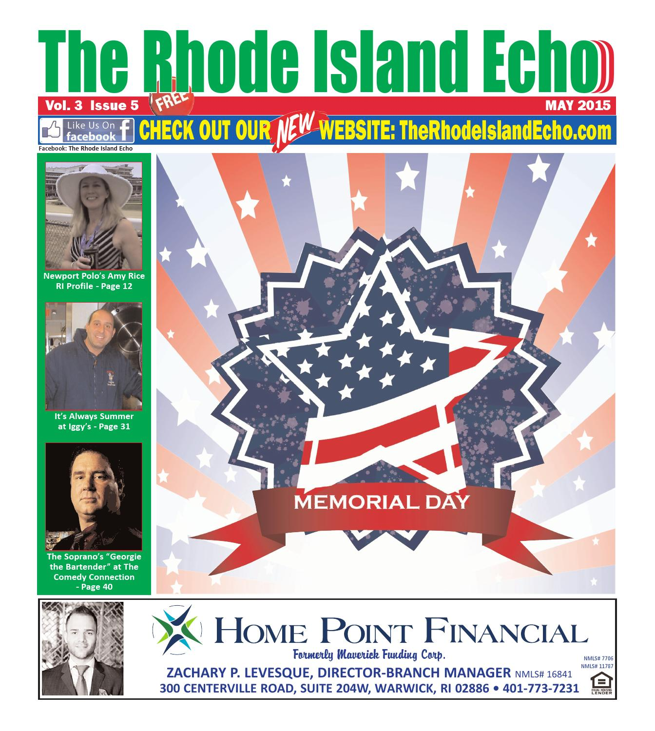 The rhode island echo may 2015 by michael poulin issuu fandeluxe Choice Image