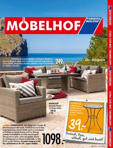 Moebelhof Gueltig 28 04 Bis 23 06 2015 By Möbelhof Issuu