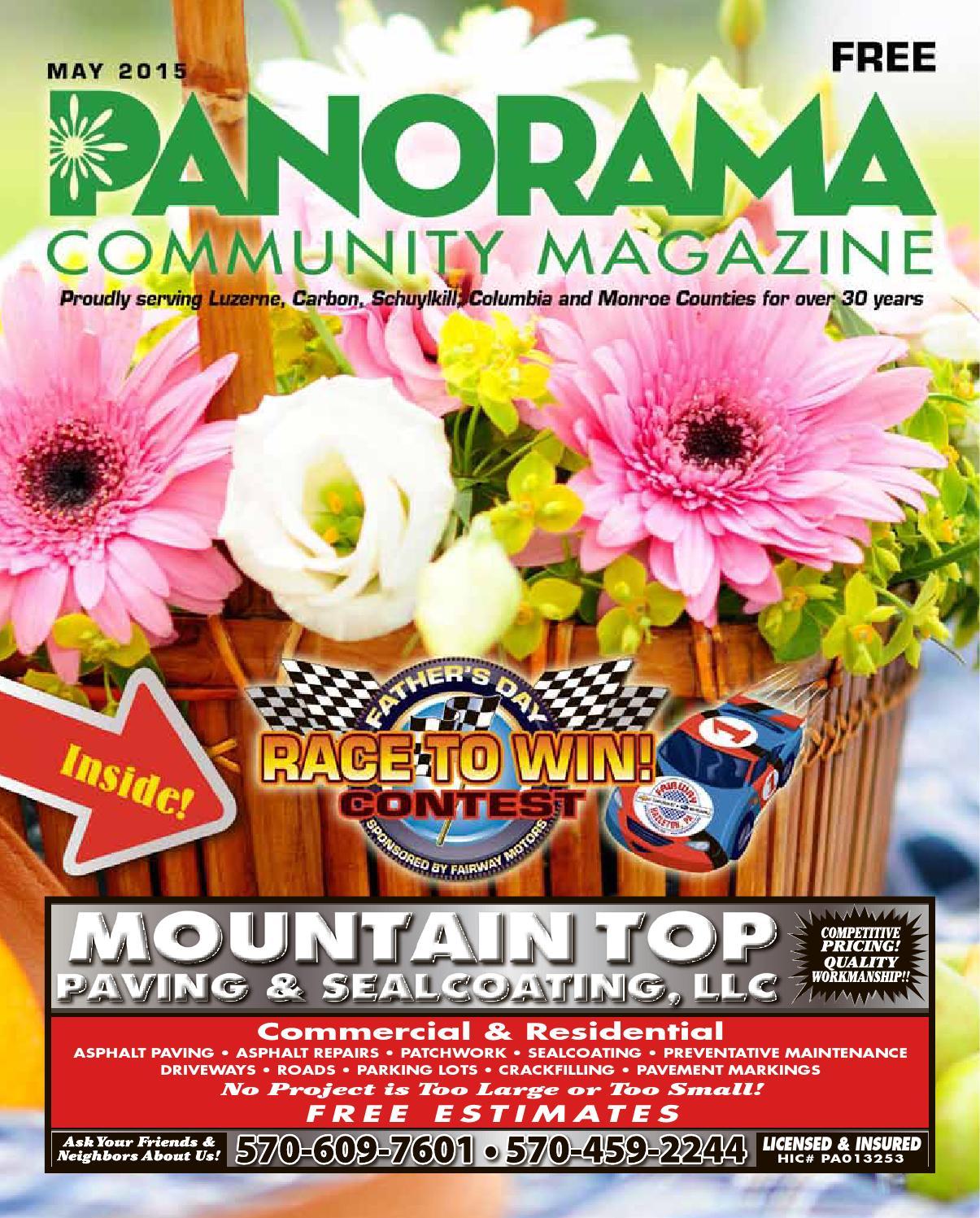 Kitchen gallery design center north broad street west hazleton pa - Panorama Community Magazine May 2015 By Panorama Community Magazine Issuu