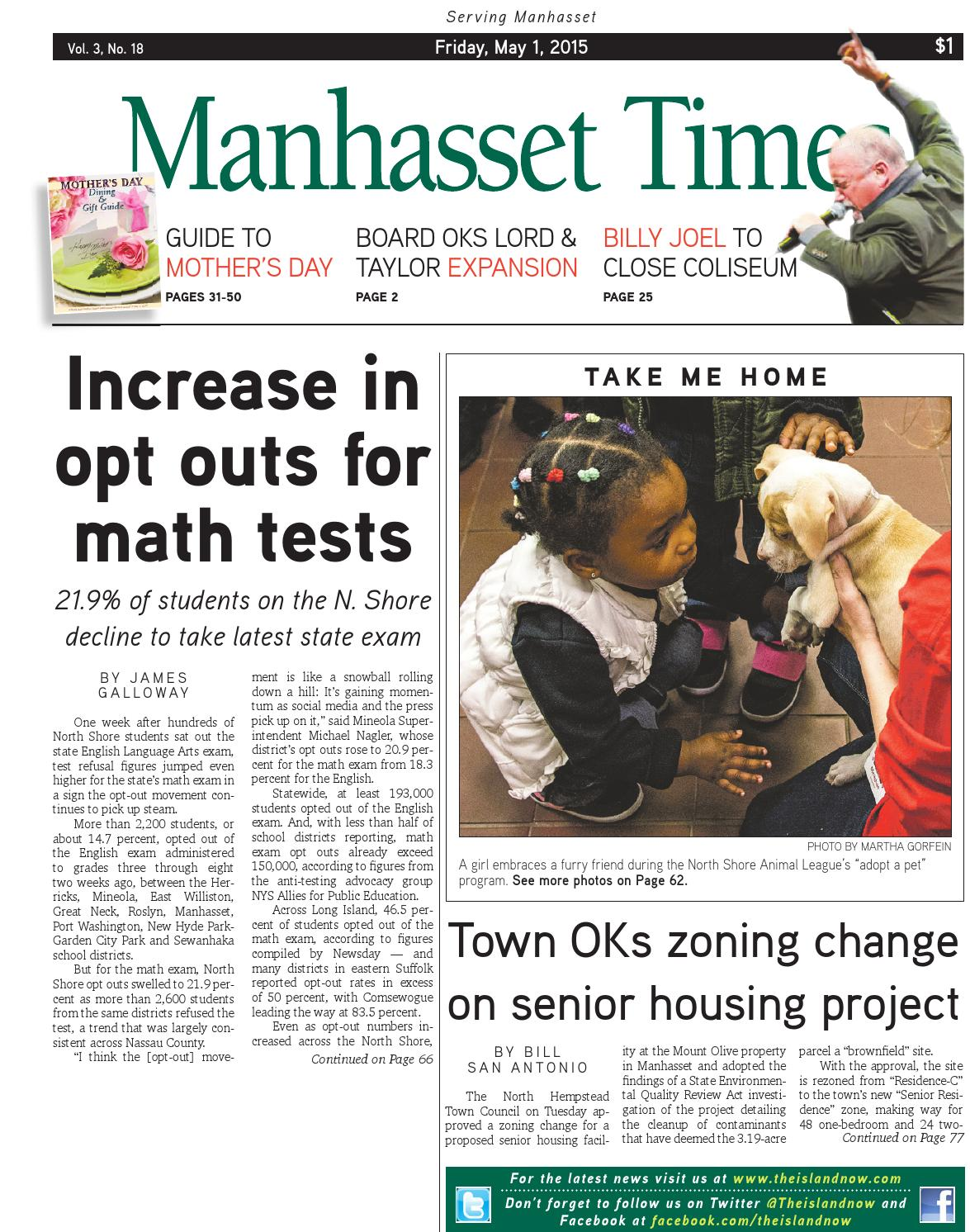 Manhasset Times 5.1.15 by The Island Now - issuu