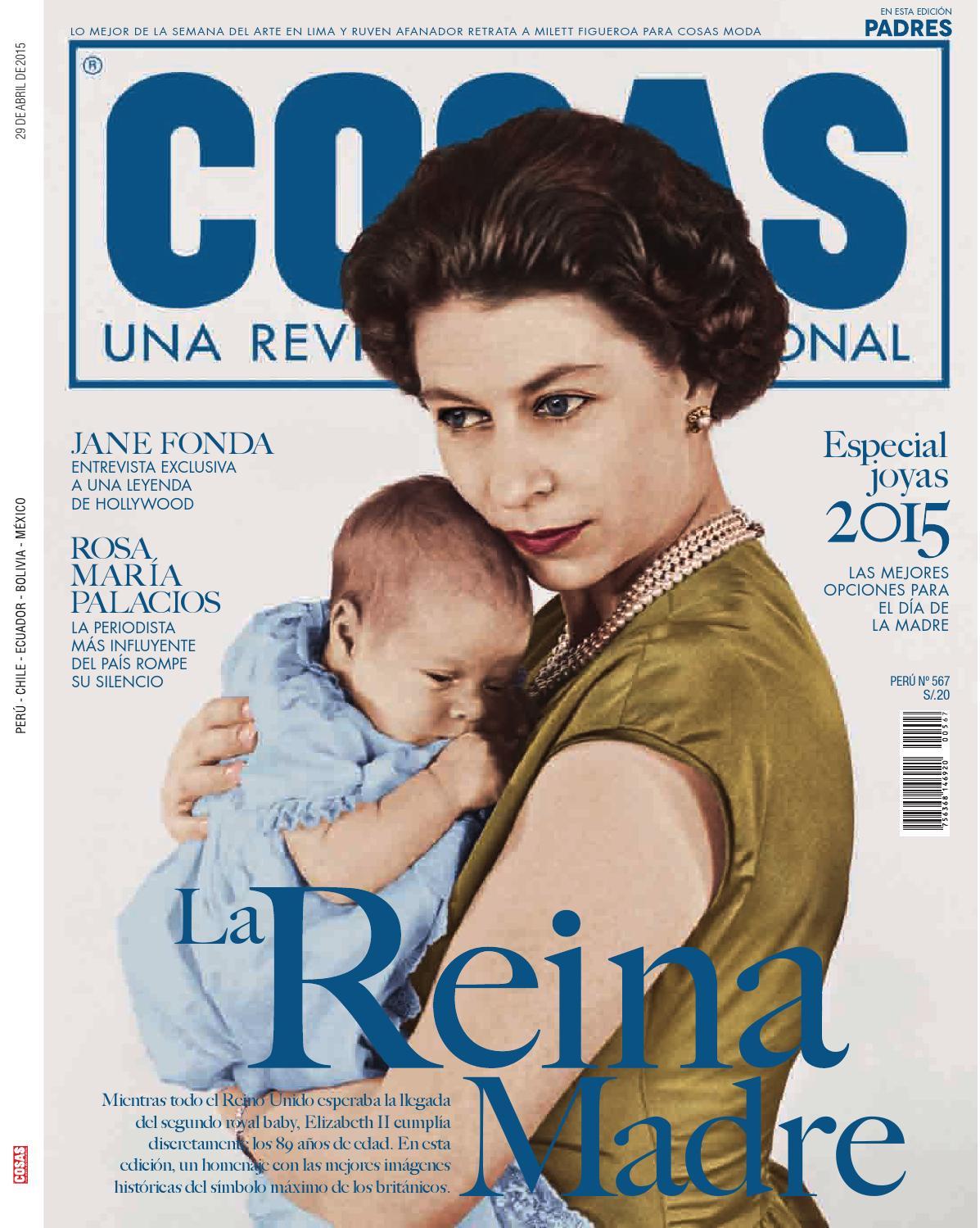 buy online e8467 298e4 Revista COSAS - Edición 567 by Revista COSAS Perú - issuu