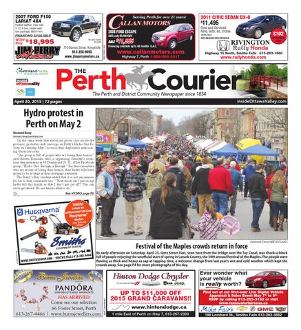 1f394b081b Perth043015 by Metroland East - The Perth Courier - issuu
